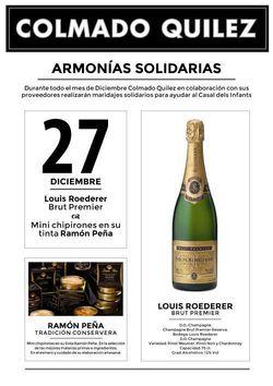 27 Diciembre CATAS SOLIDARIAS