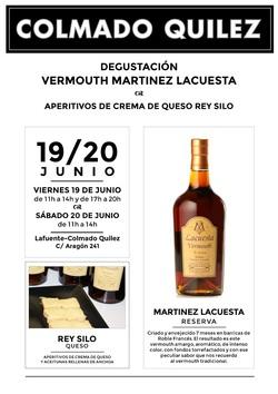 VERMOUTH MARTÍNEZ LACUESTA