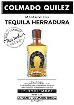 MasterClass TEQUILA HERRADURA